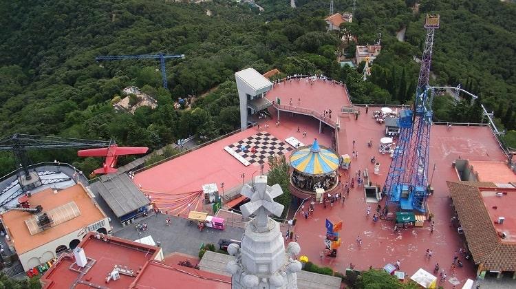 Tibidabo Lunapark