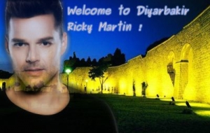 Diyarbakır Ricky Martin Konseri