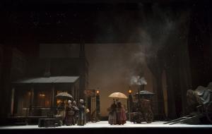 La Bohème Operası