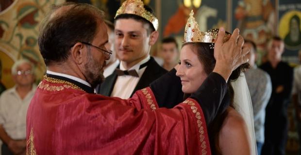 Bosna Hersek'te bir Ortodoks Düğünü