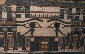 Egyptian Museum Munich, October 2017