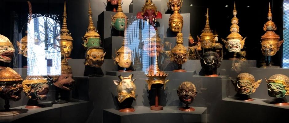 Bangkok National Museum, February 2019