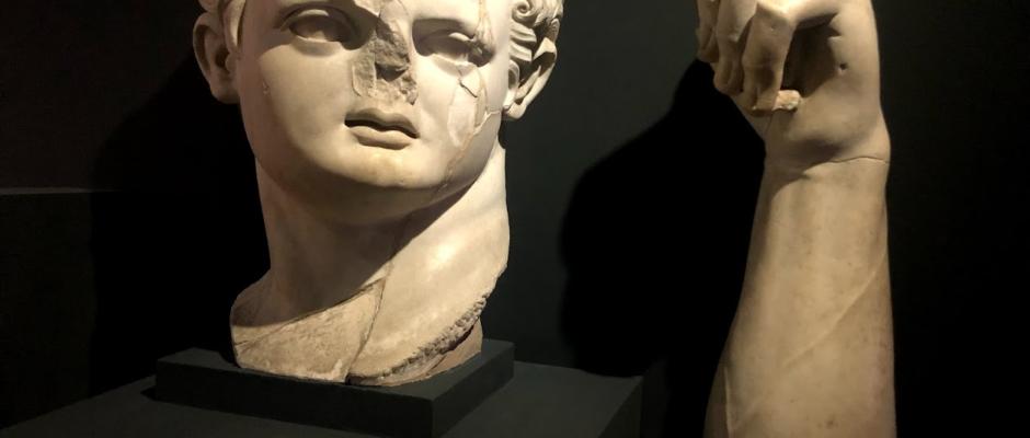 Ephesus Archaeological Museum, August 2021